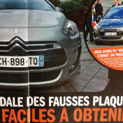 Sticker Auto 05 Hautes Alpes Departement Immatriculation 2 X Autocollants