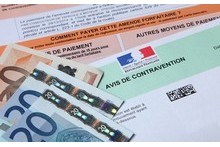 contravention voiture